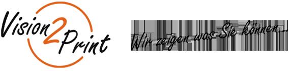 Vision2Print Logo